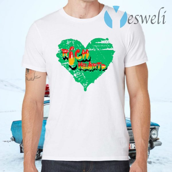 Richheartd Rich Heartd T-Shirts