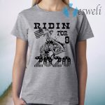 Ridi For 8 2020 T-Shirt