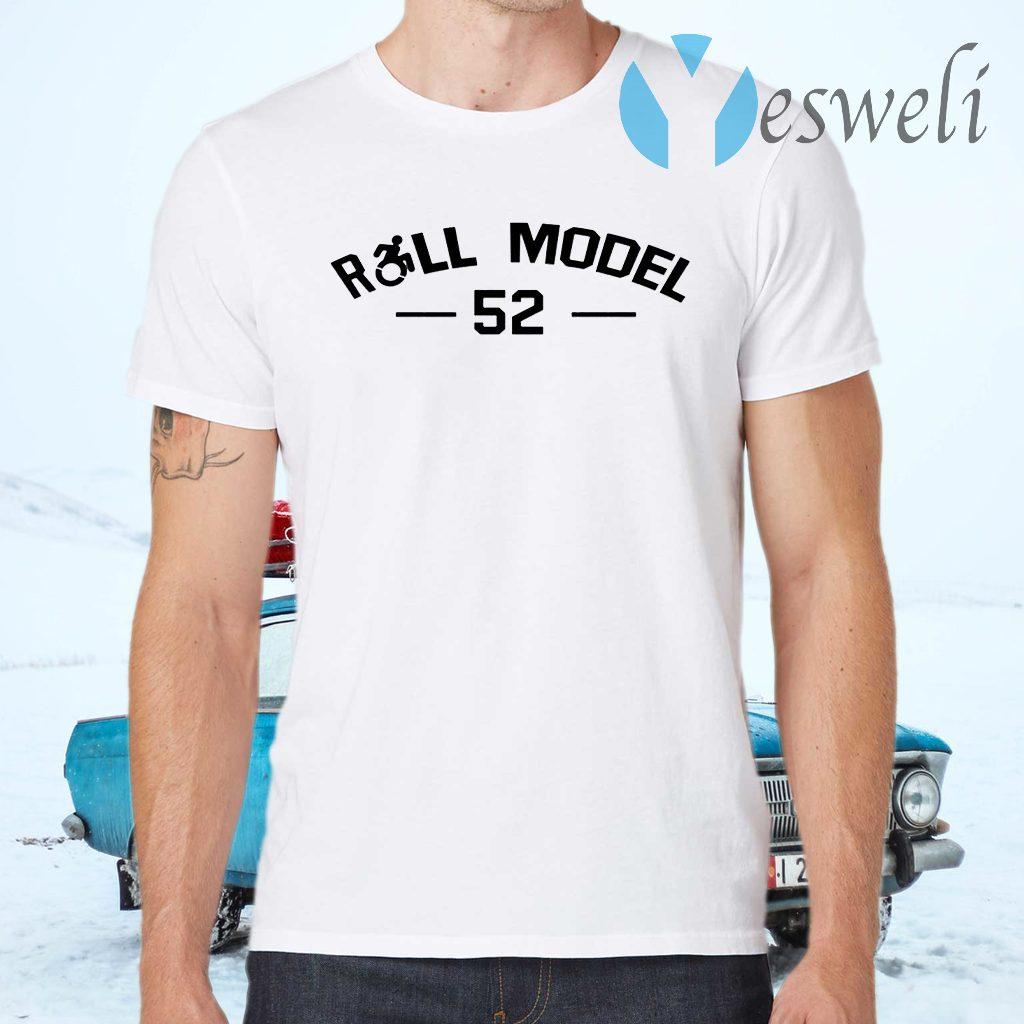 Rutgers Roll Model T-Shirts