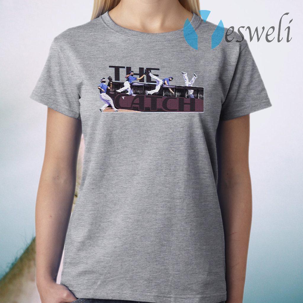 San Diego Manuel Margot The Catch T-Shirt