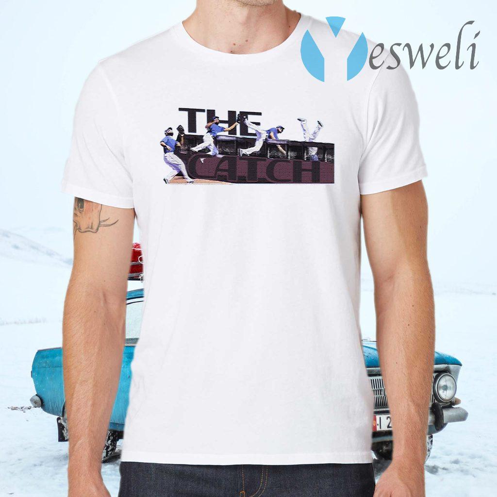 San Diego Manuel Margot The Catch T-Shirts