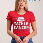 San Francisco Tackle Cancer T-Shirts