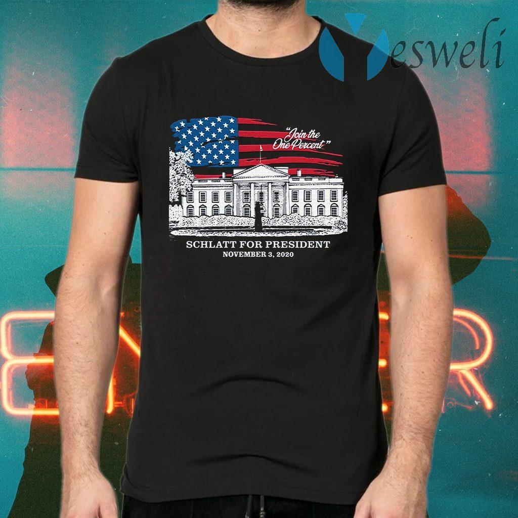 Schlatt 2020 T-Shirts