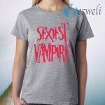 Sexiest vampire T-Shirt