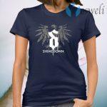 Shinedown Metal Rock Band Logo 2019 T-Shirt
