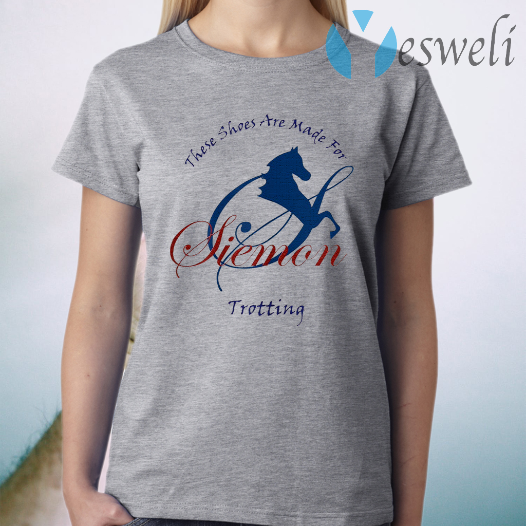 Siemon Stables Arabians Nothing Compares Logo T-Shirt