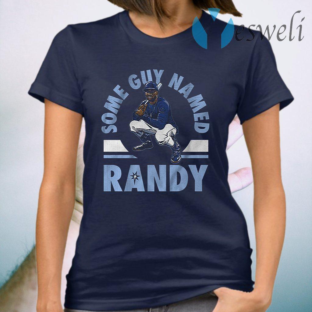Some guy named randy T-Shirt