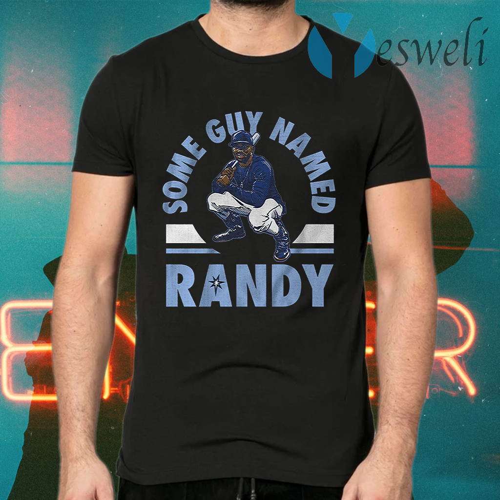 Some guy named randy T-Shirts