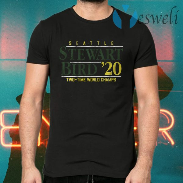 Stewart bird 2020 T-Shirts