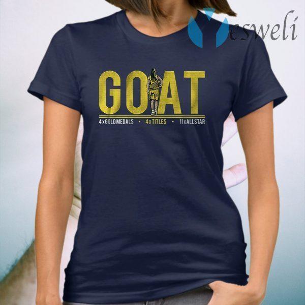 Sue bird goat T-Shirt