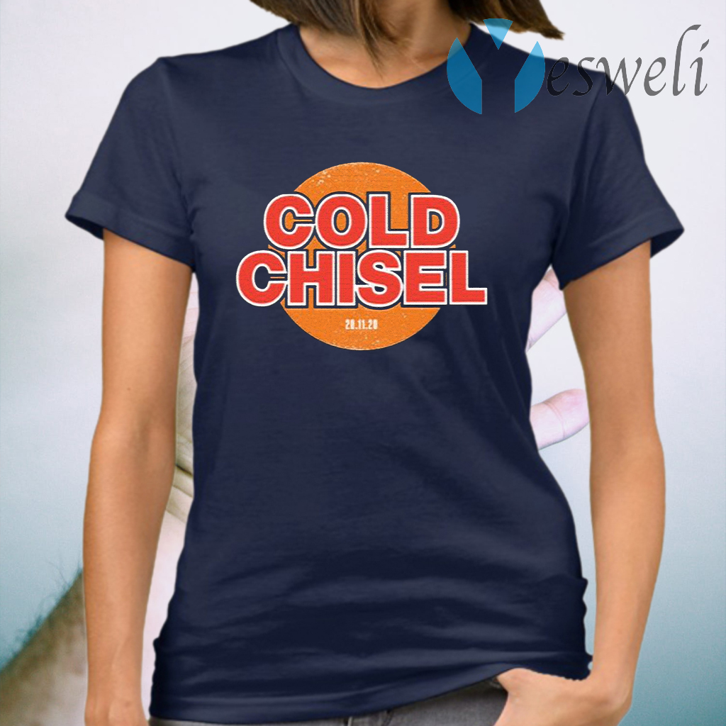 Support Act Cold Chisel Aus Music Day T-Shirt