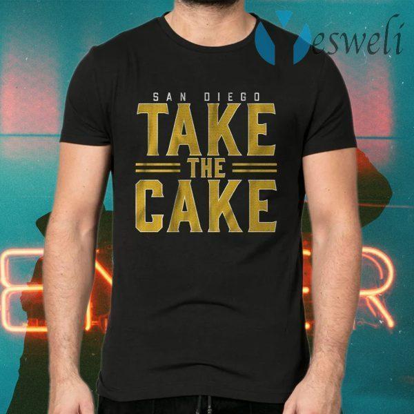 Take the cake T-Shirts