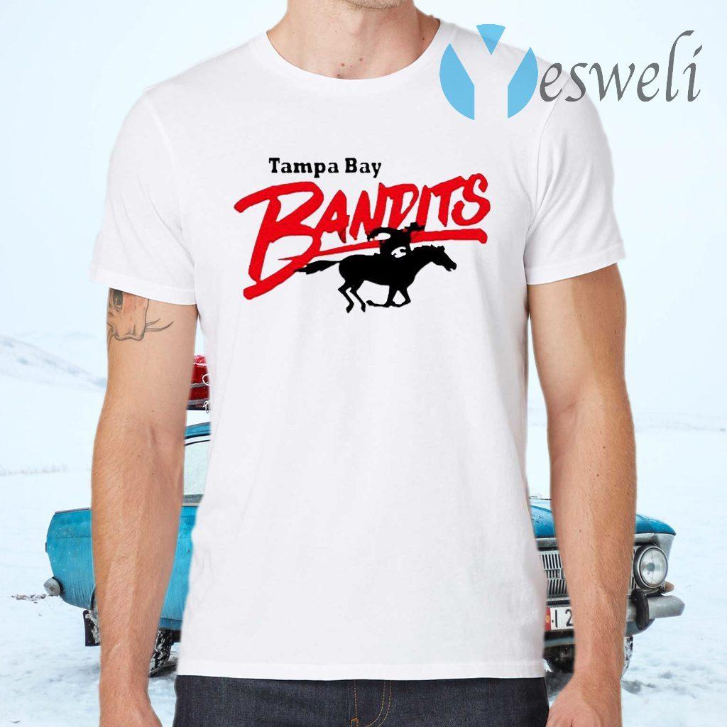 Tampa Bay Bandits T-Shirts