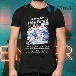 Tampa Bay Lightning be the Thunder 2020 signatures T-Shirts