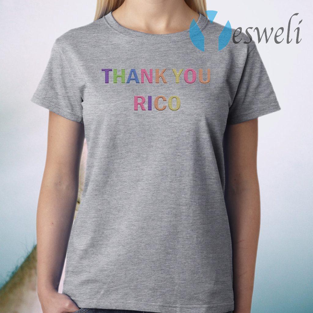 Thank you Rico T-Shirt