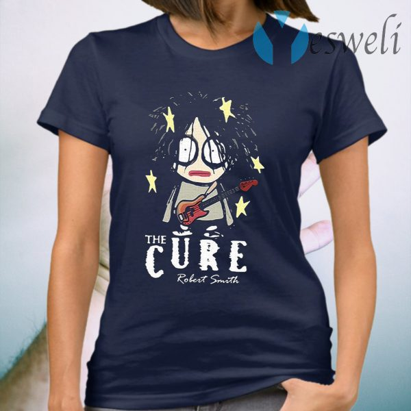 The Cure Robert Smith T-Shirt