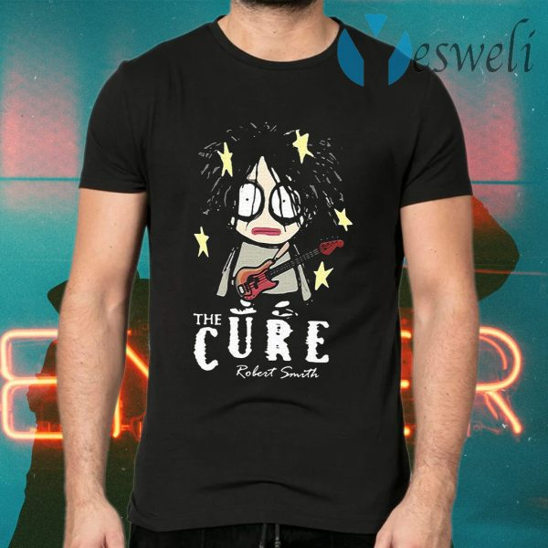 The Cure Robert Smith T-Shirts