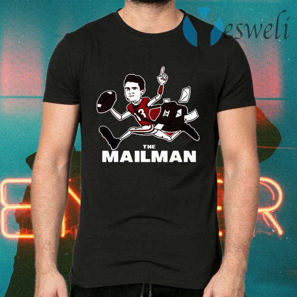 The Mailman 13 T-Shirts