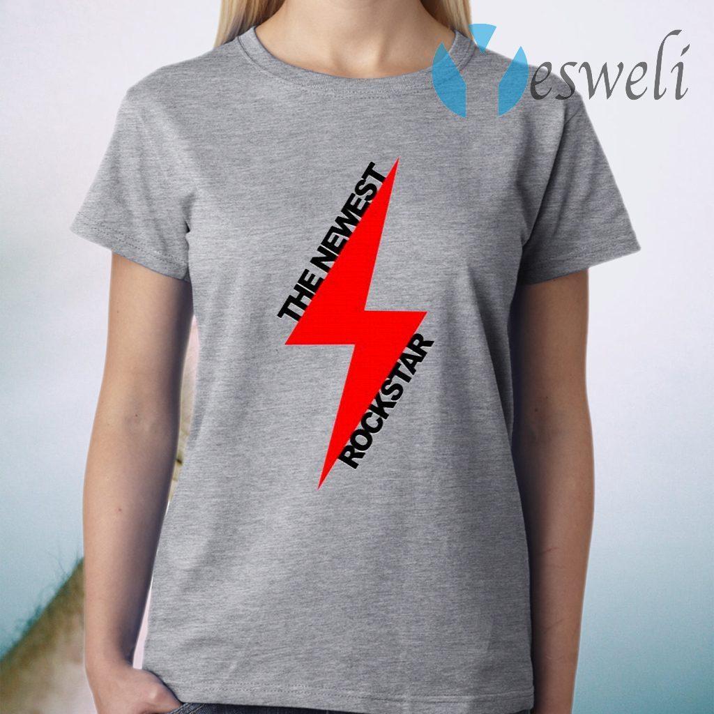 The Newest Rockstar Onesie T-Shirt
