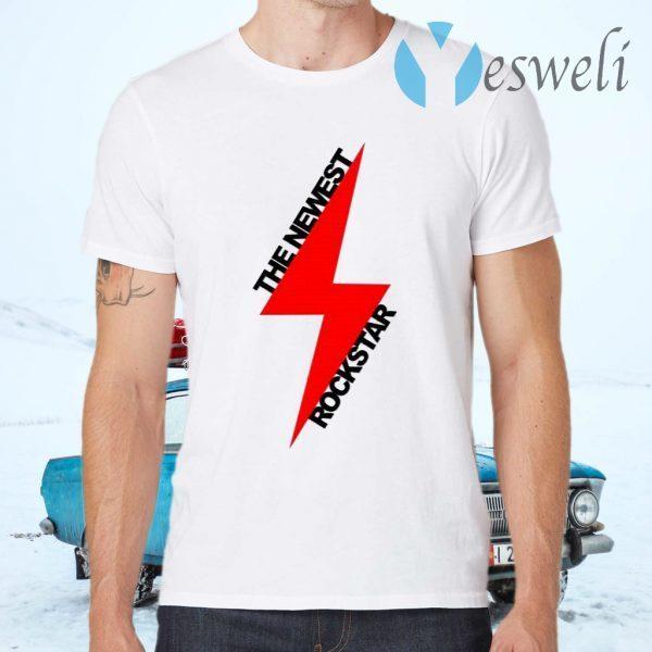 The Newest Rockstar Onesie T-Shirts