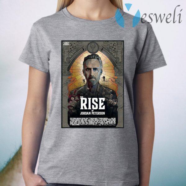 The Rise Of Jordan Peterson Film T-Shirt