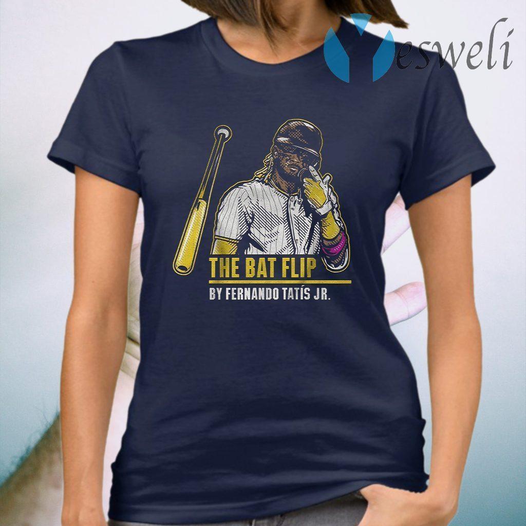 The tatis jr bat flip T-Shirt