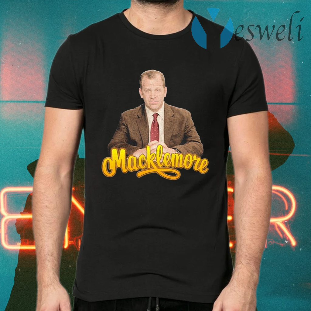 Toby Flenderson Macklemore T-Shirts