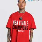 Toronto Raptors 2019 NBA Finals Champions Team Ambition Roster T-Shirt