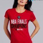 Toronto Raptors 2019 NBA Finals Champions Team Ambition Roster T-Shirts