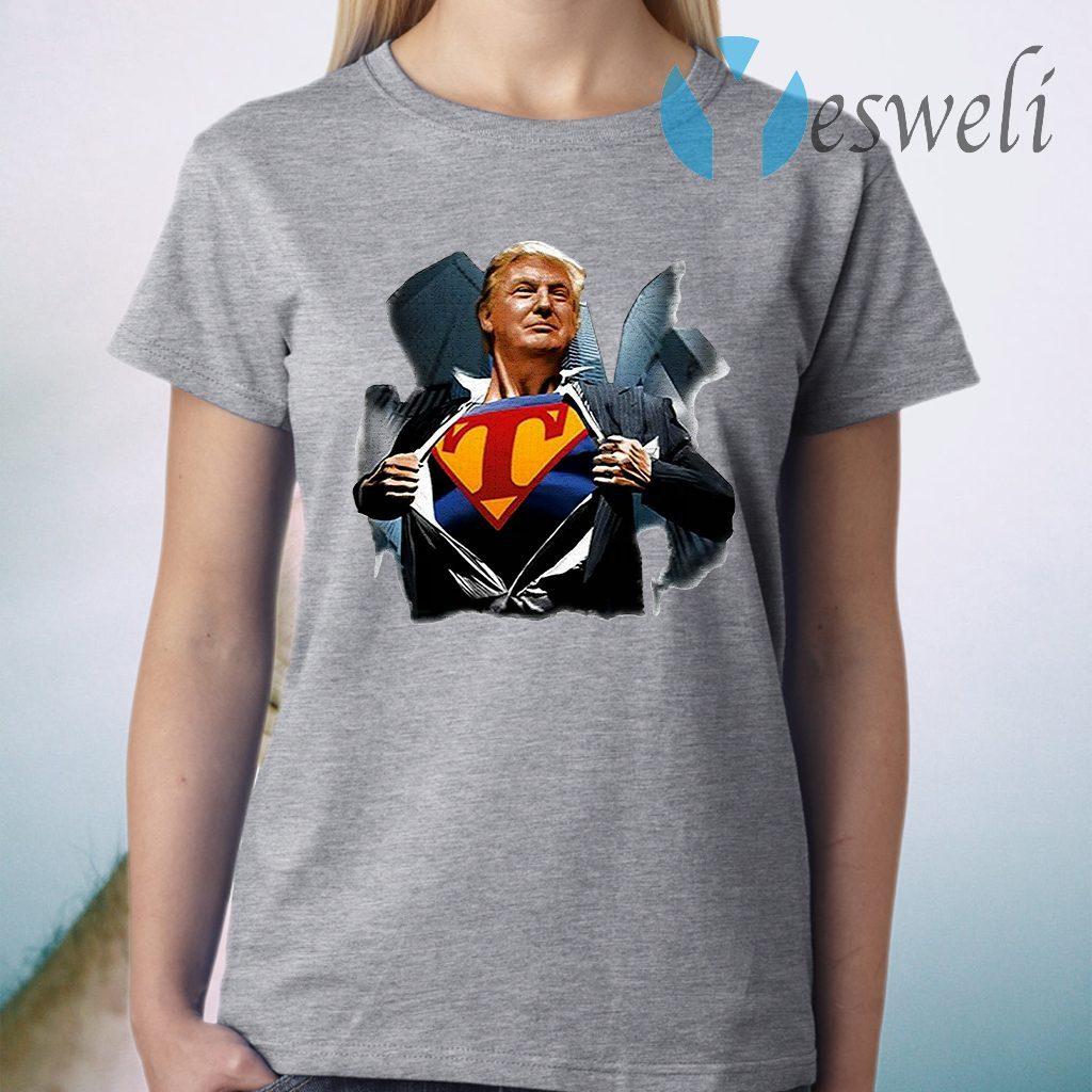 Trump superman T-Shirt