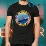 USS Shangri-La (CVA-38) T-Shirts