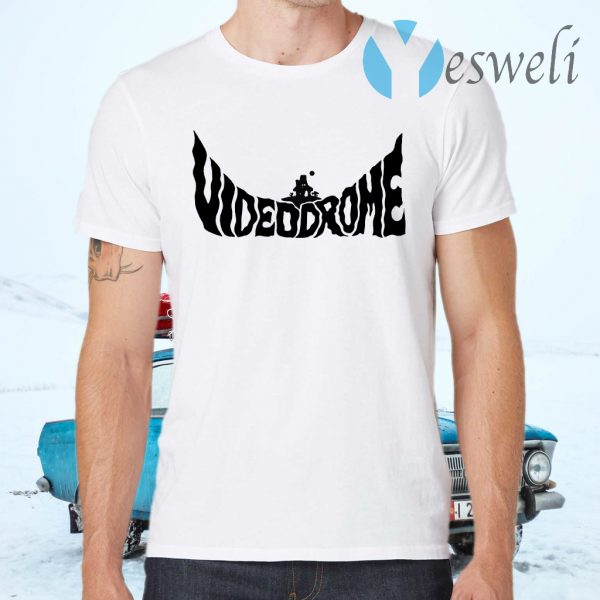 Videodrome Halloween 2020 T-Shirts