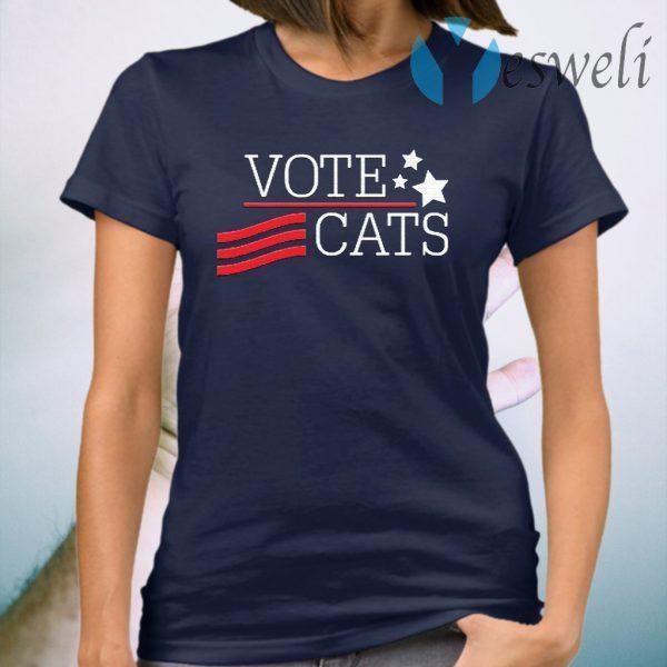 Vote Cats T-Shirt