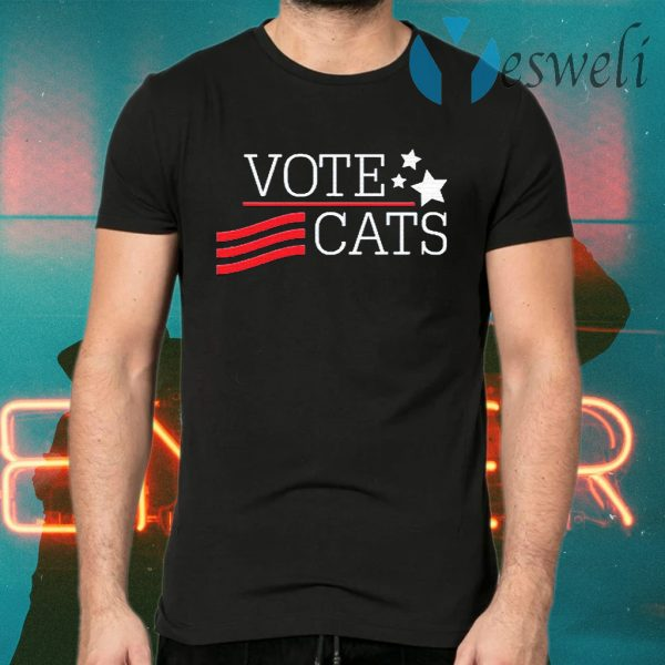 Vote Cats T-Shirts