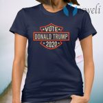 Vote Donald Trump 2020 T-Shirt