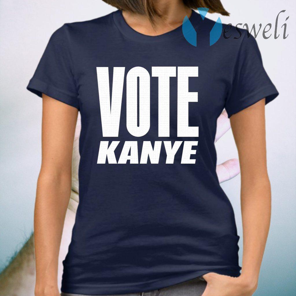 Vote Kanye T-Shirt