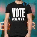 Vote Kanye T-Shirts