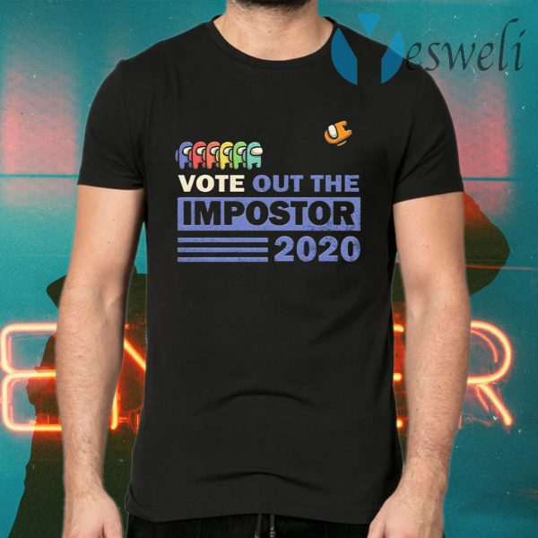 Vote Out the Impostor T-Shirts