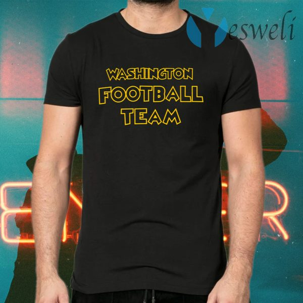 Washington DC Football Team T-Shirts