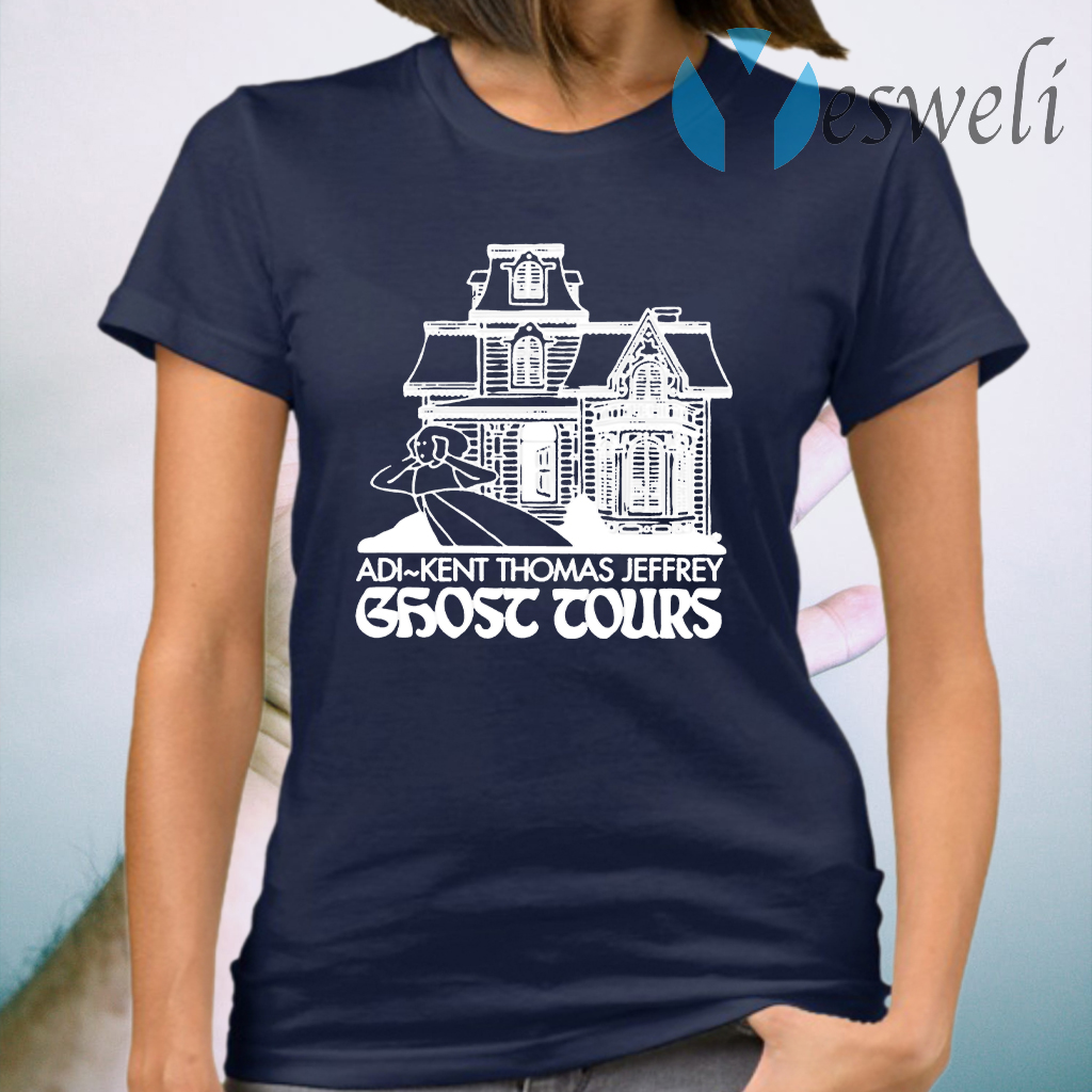 Weekend Philler Ghost Tours of New Hope T-Shirt