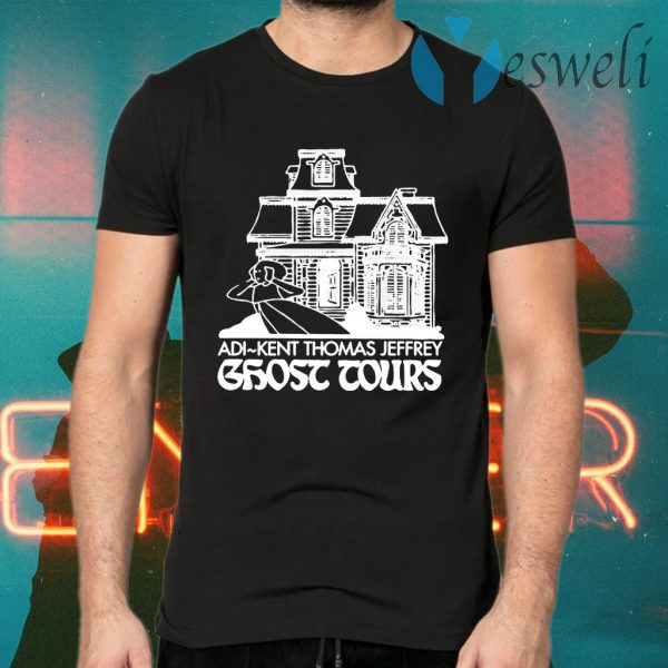 Weekend Philler Ghost Tours of New Hope T-Shirts