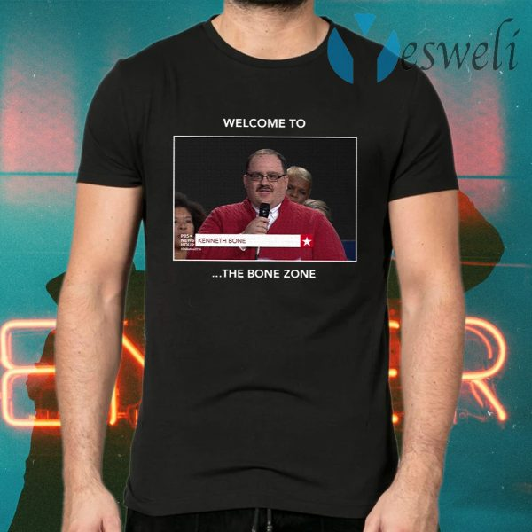 Welcome To The Bone Zone T-Shirts