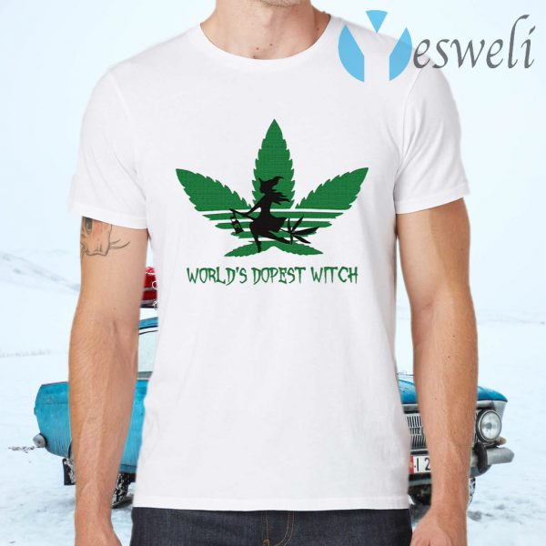 World's dopest witch T-Shirts