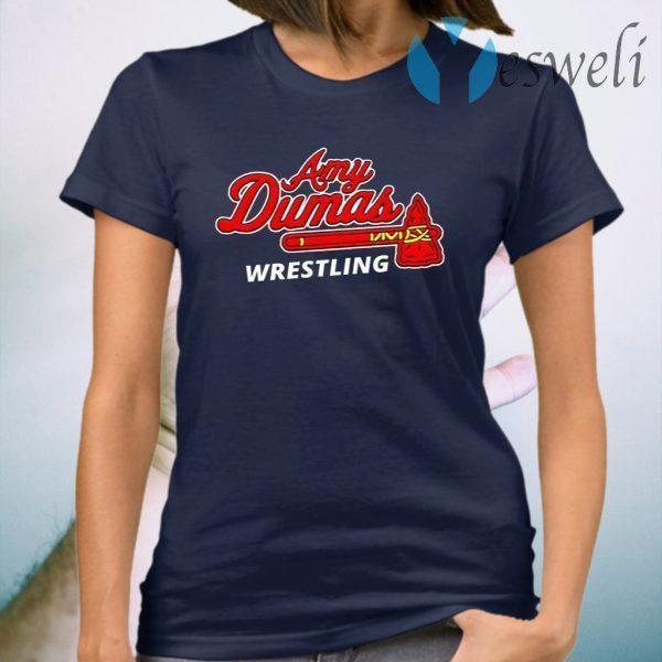 Wrestling Amy Dumas T-Shirt