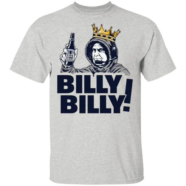 Billy Billy New England Patriots T-Shirt