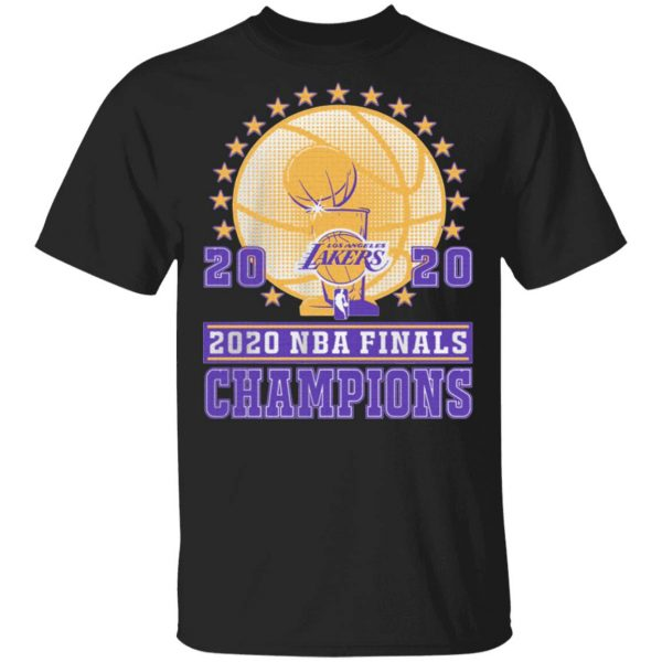 2020 NBA finals champions T-Shirt