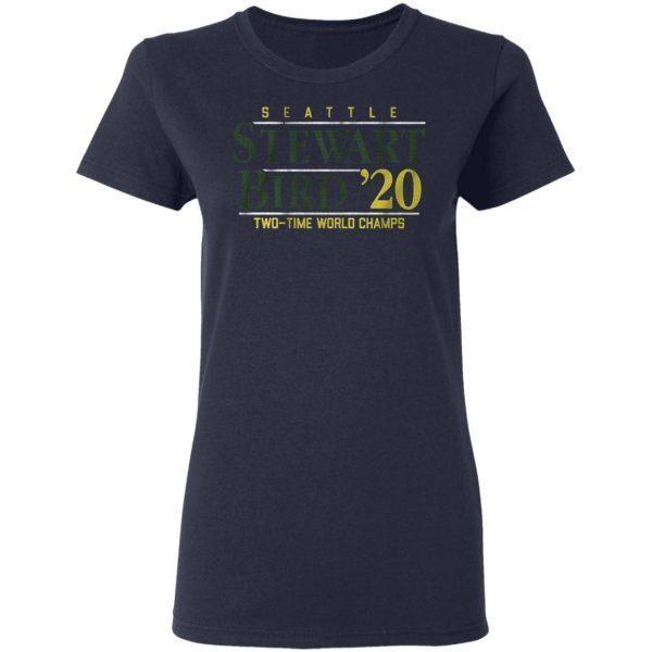 Stewart bird 2020 T-Shirt