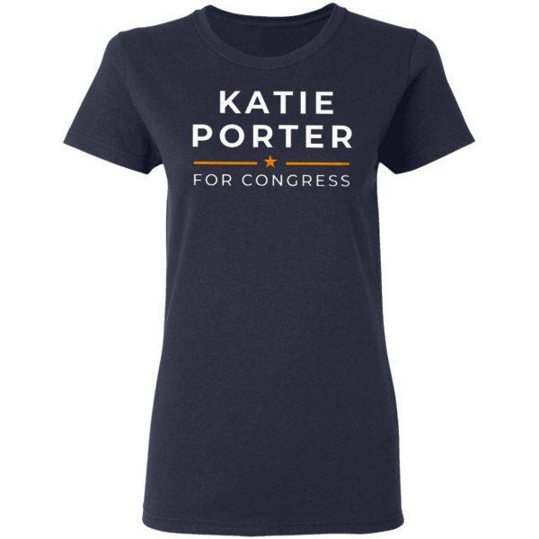 Katie Porter For Congress T-Shirt