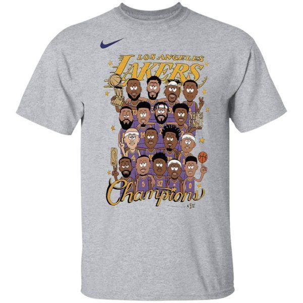 Los angeles lakers T-Shirt