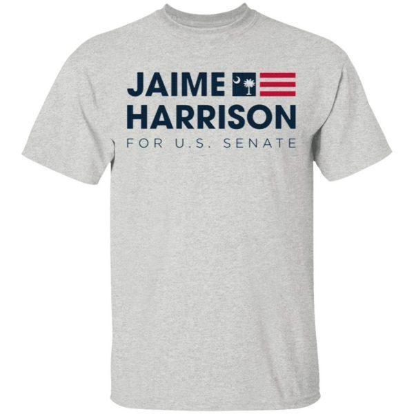 Jaime Harrison For Us Senate T-Shirt